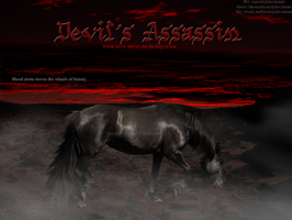 Devil's Assassin with Fog by Crash455