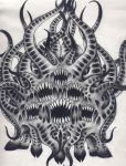 Shub Niggurath by verreaux