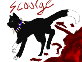 Scourge contest entry by Snowfallghost