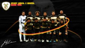 Benfica 2012 by JuniorNeves