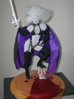 Pipe Cleaner Lady Death 2 by fuzzymutt