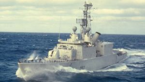 HMCS Athabaskan DDH 282 Heyday Wide by PanzerBob