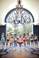 Sailor Moon: Eternal Senshi Royal Court by nyunyucosplay