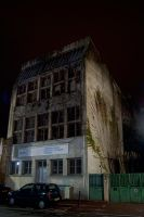 A quite black factory by Anupthra