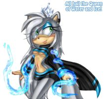 The Queen Of Water And Ice by Sonicfan200000