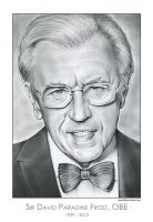RIP... David Frost by gregchapin