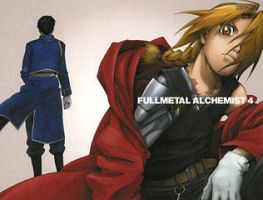 Roy and Ed by Roy-Mustang-Fanclub