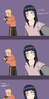 I see what you did there, Naruto-kun... by DivineHeartz