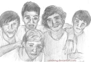 One Direction by ceedeng