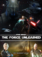 The Force Unleashed poster by DarthDestruktor