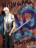 Bleach_Hitsugaya Toushiro by Locket-V