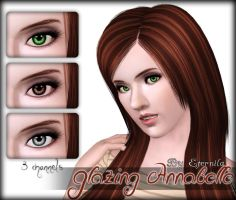 Glazing Annabelle - Contacts for everybody by D3N1ZFTW