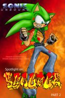 Spotlight on Scourge, part 2 by SonicUnbound