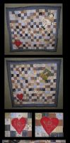 Baby quilts by Hemhet