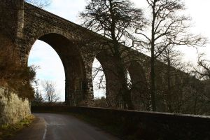 Divie Viaduct by SharpePhocus
