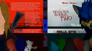 Ready for Round Two book cover (*200th Deviation*) by SheyGrell