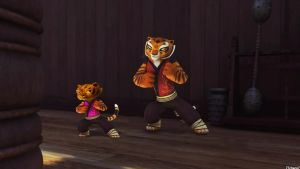 Tigress and Fai training by 777luck777