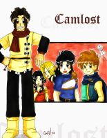 Camlost and friends by camlost