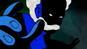 Animation still from my new video check it! by helftan