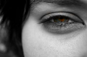 Eyes, the windows to the soul by AliquidFerus