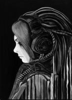 Cybergoth by Azotos