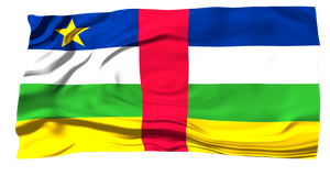Flags of the World: Central African Republic by MrAngryDog