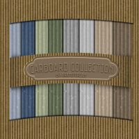 Cardboard Texture Collection by Aramisdream