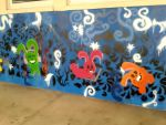 Art Mural- Rabbits No4 by Roxy2344