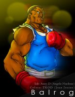 Balrog Fanart by TheKidOfDrawing