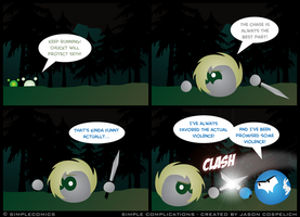 SC465 - Operation: Yellow 15 by simpleCOMICS