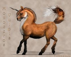 Monoceros Vulpis by Daio