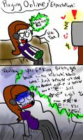 Gaming Horrors by Sux2suk59