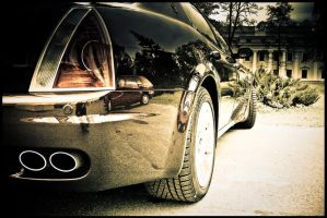 Maserati Quattroporte Ver. 2.0 by aaaaaight