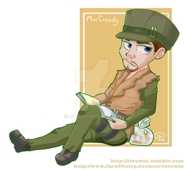 Commission for Deltastic of MacCready by divi