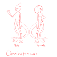 Omninotitian Forms Update by Mephilez