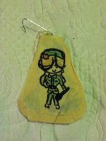 APH Hungary ornament by HazelLevesque24