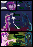 The Invincible Team, Page Two by DeusExEquus