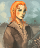 Rose of Sharon Cassidy, NV by UltimaFatalis