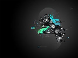 Aerodynamic: Wallpaper Pack by embrace1