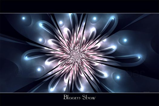 Bloom Show by MichaelFaber