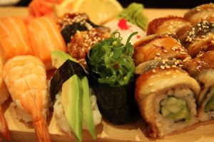 sushimania by blackberry-ann