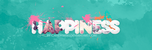 Happiness Style. by CandyBiebs