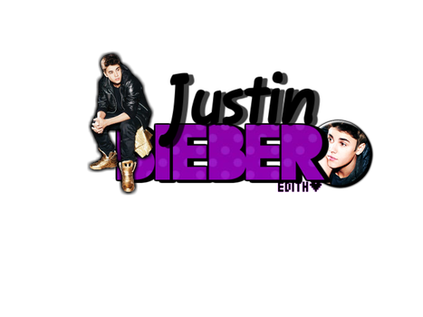 Justin Bieber Texto PNG by StaystrongImunbroken