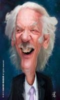 Donald Sutherland by David-Duque