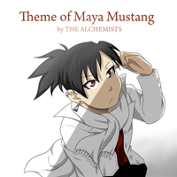 Theme of Maya Mustang by kasuria