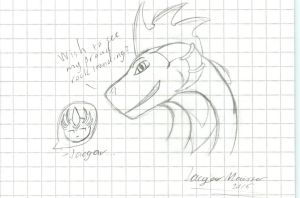 Something of a doodle by killakan626