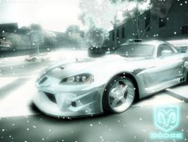 Winter Viper by thetrackers