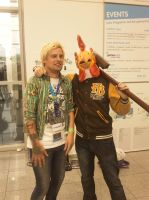 Best gamescom ever by M4st3rCh1ef