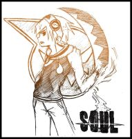 .: Soul Evans :. by fishfranqz