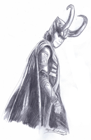 Loki by rebelgirl1416